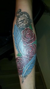 Cover up nachher